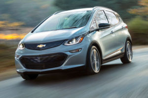 Can the Chevy Bolt, with its affordable price and 200-mile range, turn electric vehicles from something weird into just another car?