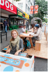 Image: Vancouver Public Space Network celebrates Park(ing) Day 2013