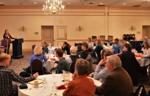 The kickoff meeting of the Green Real Estate Network was held on January 9th, bringing together real estate agents, appraisers, lenders, home inspectors, and home energy professionals.