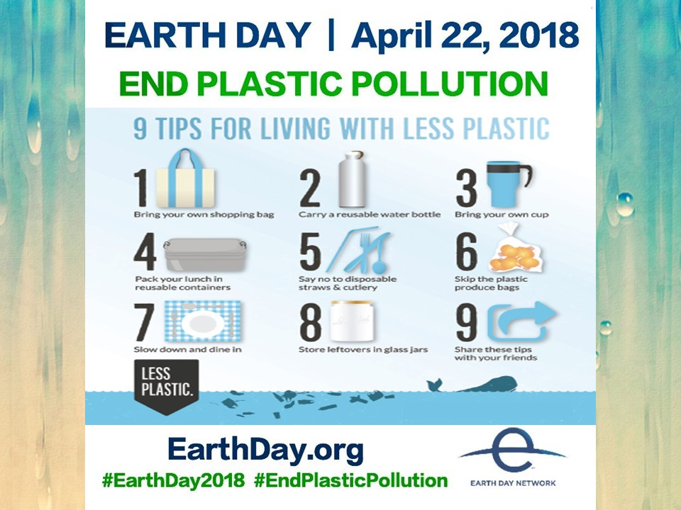 Earth Day Network 2018